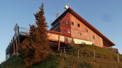 Hochsteinhütte, Lienz (c) Manfred, OE7AAI